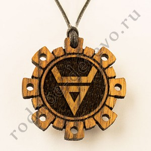 Символ бога Велеса